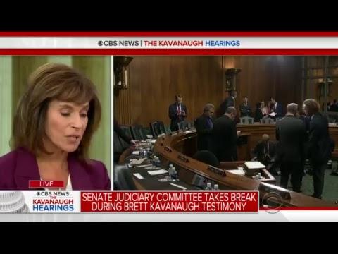 Brett Kavanaugh testimony at Senate Judiciary Committee hearing Mp3