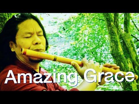 Amazing Grace ! Amazing flute by Raman Maharjan !