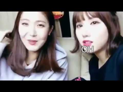 [ GFriend ]  Eunha's Most Cutest Moments