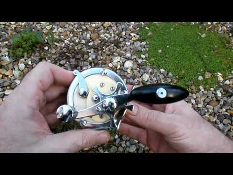 Garcia Mitchell 600AP - France 1970s - Beach Multiplier Fishing Reel