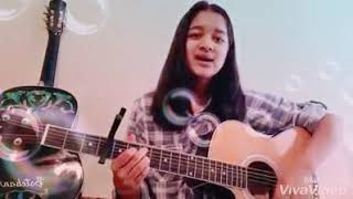 Ukali Chadaula Cover song by Cute Girl