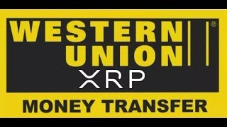 Western Union Now An Indirect Investor In Ripple And Testing XRP