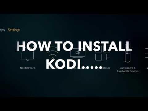 Kodi Pro Live 2017 - HOW to install KODI on AMAZON FIRE TV STICK 2017 update! NEW LAYOUT!