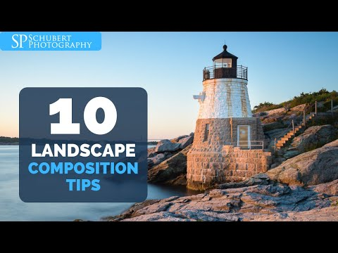 10 Essential Landscape Photography Composition Tips