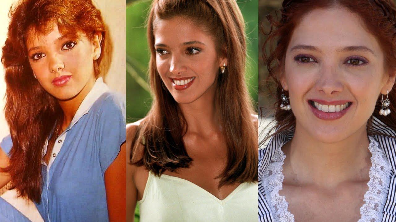 La Vida De Adela Noriega Actores De Telenovela Parte 2