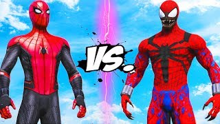 Spider-Man (Far From Home) VS Carnage - EPIC BATTLE
