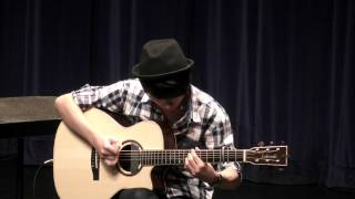(Adele) Rolling In The Deep - Sungha Jung(Live)