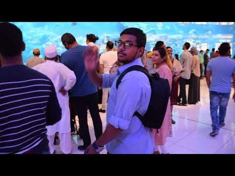 Visit ..Dubai Mall.. Aquarium           U.A.E LifeStyle