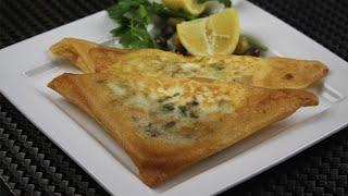Tunisian Brik - Ramadan 2015 - Episode 24 - Amina Is Cooking