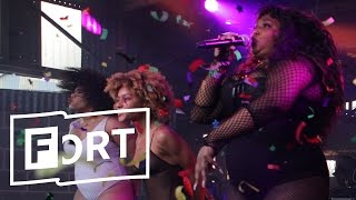 Lizzo - Scuse Me - Live at The FADER FORT 2017