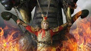Kẻ Bất Trị Lò Bát Quái Cũng Không Làm Cháy Nổi 1 Sợi Lông Của Tề Thiên Đại Thánh | Tây Du Ký