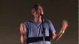 Florian Wintels - Ein haufen Scheiße - Landauer Poetry Slam - Dead or Alive 2013