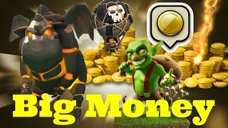 Clash Of Clans | Th10 DISTRUTTO 100% con GoLaVa e BiG Money ITA