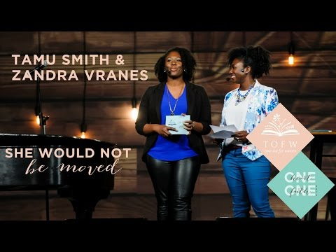 TAMU SMITH & ZANDRA VRANES: She Would Not Be Moved