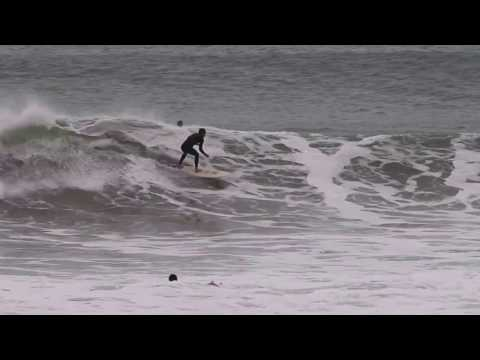 Scripps Beach San Diego Surf - January 2017
