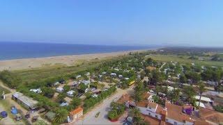 Camping Aquarius, der Platz - Camping in Spanien an der Costa Brava