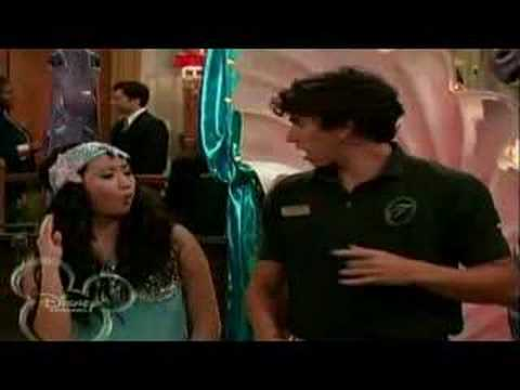 The Suite Life of Zack & Cody: Mermaid Fight