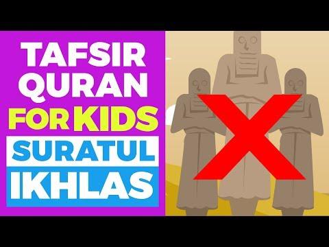 Learn Quran For Kids - SURATUL IKHLAS