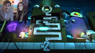 Pewdie Plays: Little Big Planet 2 w/ Girlfriend! - Part 6