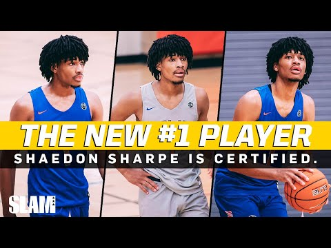 Shaedon Sharpe is the NEW #1 PLAYER IN THE COUNTRY by ESPN 247sports, & Rivals!?