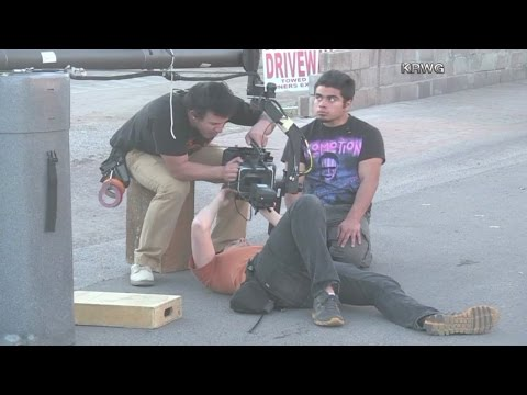 NMSU student film receives awards, sold for distribution rights