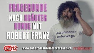 Fragerunde nach Kräuterkunde mit Robert Franz 2018
