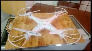 Drone x5 ,x5c quadcopter 2.4G. Vôo em Itaguaí lukinhas, como pilotar.
