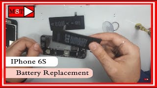 IPhone 6S Battery Replacement Easy Way