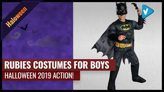 Top 10 Rubies Costumes For Boys 2019 Halloween Collection
