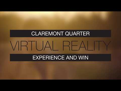 Claremont Quarter Virtual Reality Exclusive