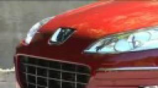 Peugeot 407 roadtest
