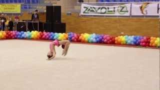 КРАСКИ ВЕСНЫ (выступление гимнасток 2003 г.р. Часть_2(, 2013-03-23T14:09:23.000Z)