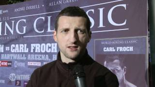 Super Six Update: Abraham vs Froch