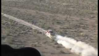 Rusty Stevens TT89 Mint 400 2009 more video from Helicopter