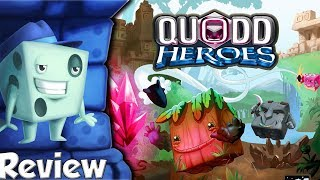 Quodd Heroes Review - with Tom Vasel