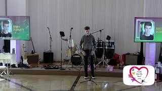 Erich Schuett performs Invention - 2019 AJ Project Friend Raiser
