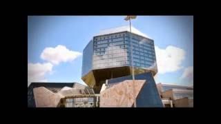 Как строили национальную библиотеку Республики Беларусь(