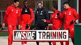 Inside Training: Van Dijk's MOTM & exclusive Melwood access