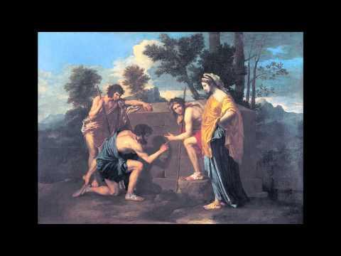 The Shepherds of Arcadia by Nicolas Poussin