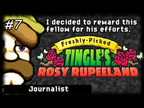 Lets Play Freshly-Picked Tingles Rosy Rupeeland - 7 - Culinary Journalism