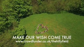Support small woodland management Hillyfield Appeal www.crowdfunder.co.uk/thehillyfield