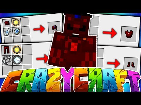 CHEATING BREAKING THE RULES - MINECRAFT'S OLDEST MOD PACK CRAZY CRAFT SURVIVAL #25