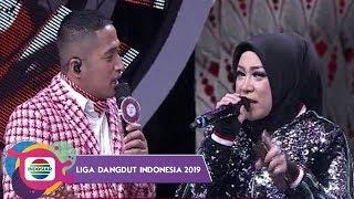 ASYIIK!!Melly Goeslaw Nyanyiin Lagu Jomblo Senior Versi Dangdut Buat Nassar | LIDA 2019