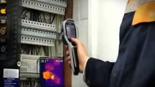 видео Тепловизор FLIR i5