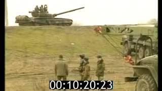 Чечня Штурмы г Грозного 1994 1995 1996