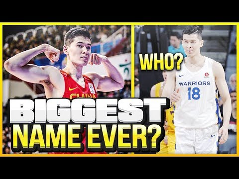 Golden State ADDED Another BIG NAME Player!? | CHINESE Prospect From The WARRIORS Summer League Team