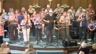 Wirral Ukulele Orchestra - Twist & Shout