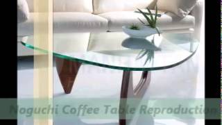 Noguchi Coffee Table Replica: Manhattan Home Design (1800-917-0297)