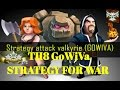 CLASH OF CLANS - TH8 GoWiVa STRATEGY FOR WAR PART #5