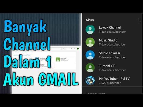 cara-membuat-banyak-channel-youtube-dengan-satu-email-#youtuberpemulawajibtahu